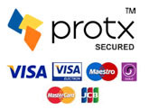 Protx secured logo